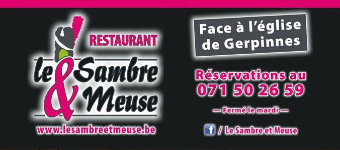 Restaurant Le Sambre & Meuse